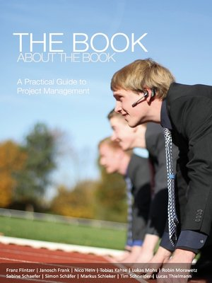 cover image of The Book about the Book