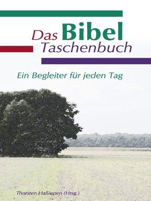 cover image of Das Bibel Taschenbuch