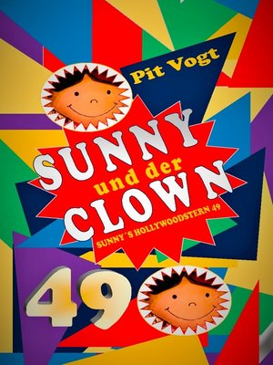 cover image of Sunny und der Clown