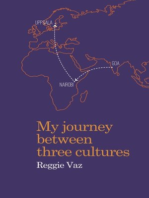 cover image of My Journey between Three Cultures