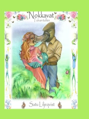 cover image of Nokkavat