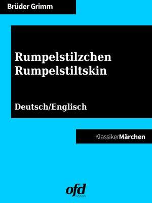 cover image of Rumpelstilzchen--Rumpelstiltskin