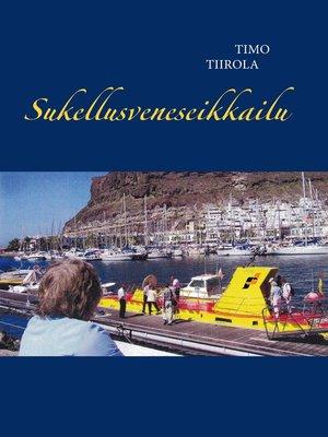 cover image of Sukellusveneseikkailu