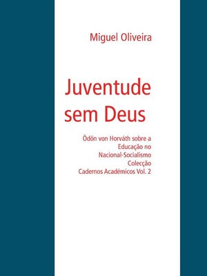 cover image of Juventude sem Deus