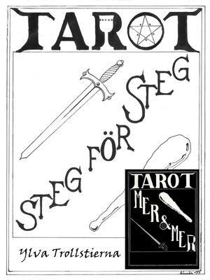 cover image of Tarot steg för steg