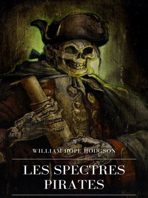 cover image of Les Spectres Pirates