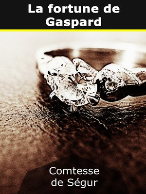 cover image of La fortune de Gaspard