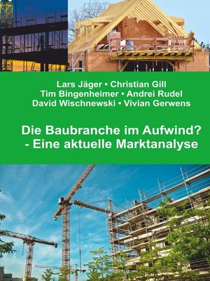 cover image of Die Baubranche im Aufwind?