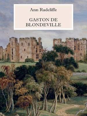 cover image of Gaston de Blondeville--Deutsche Ausgabe