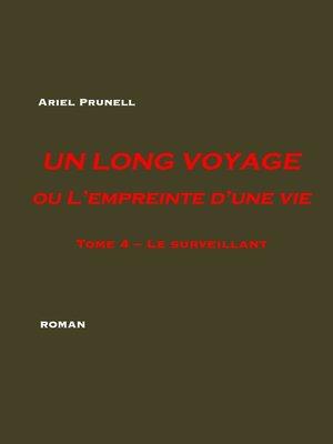 cover image of Le surveillant
