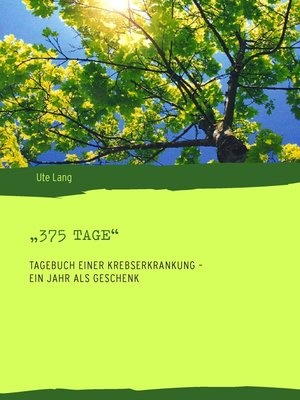 "cover image of ""375 Tage"""