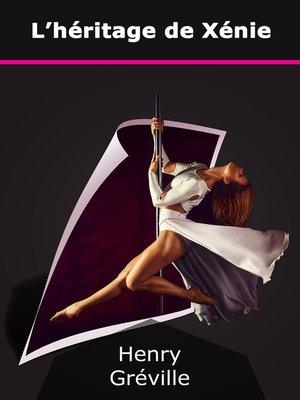 cover image of L'héritage de Xénie