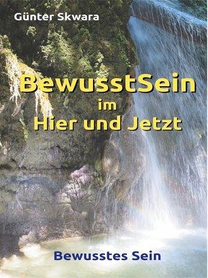 cover image of Bewusstsein im Hier und Jetzt