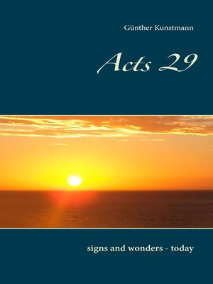 cover image of Acts 29