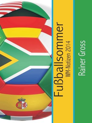 cover image of Fußballsommer