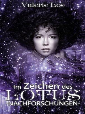 cover image of 21--Nachforschungen