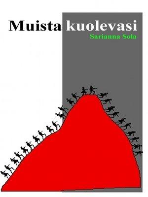 cover image of Muista kuolevasi