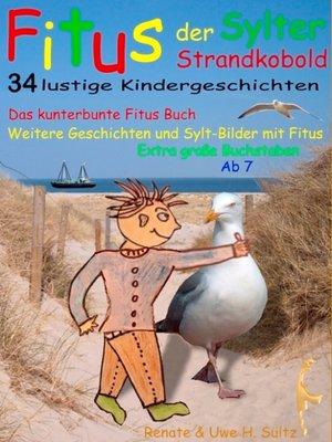 cover image of Fitus, der Sylter Strandkobold