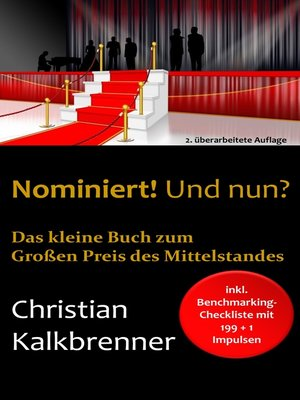 cover image of Nominiert! Und nun?