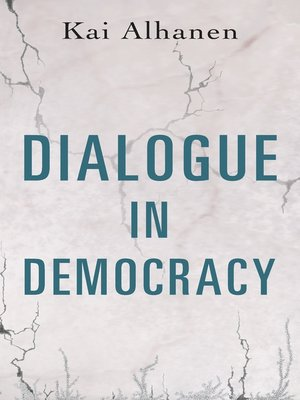 cover image of Dialogue in Democracy