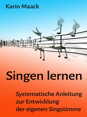cover image of Singen lernen