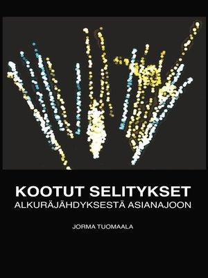 cover image of Kootut seilitykset