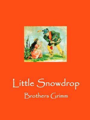 cover image of Little Snowdrop