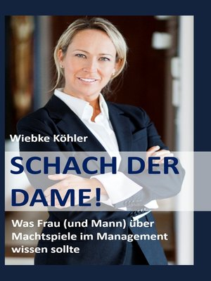 cover image of Schach der Dame!