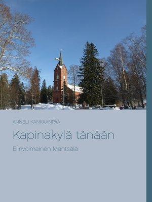 cover image of Kapinakylä tänään
