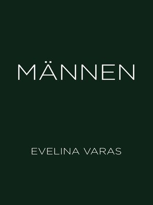 cover image of Männen
