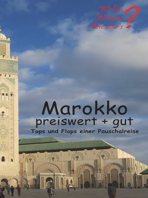 cover image of Marokko