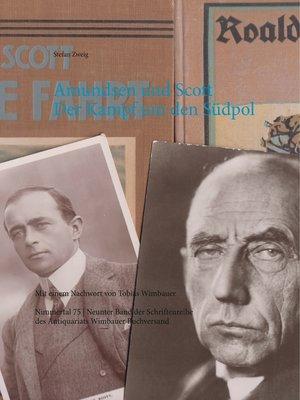 cover image of Amundsen und Scott. Der Kampf um den Südpol