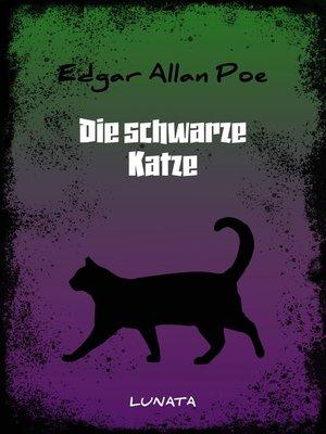 cover image of Die schwarze Katze