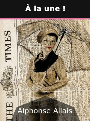 cover image of À la une !