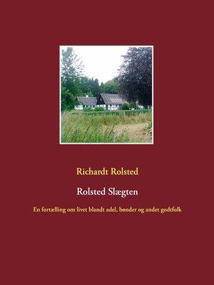 cover image of Rolsted Slægten