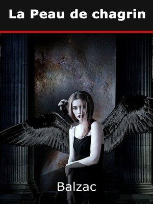 cover image of La Peau de chagrin