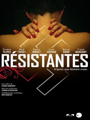 cover image of Résistantes