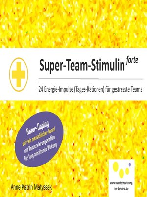 cover image of Super-Team-Stimulin forte