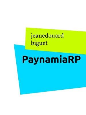 cover image of PaynamiaRP