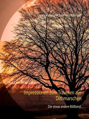cover image of Impressionen zum Träumen aus Dithmarschen