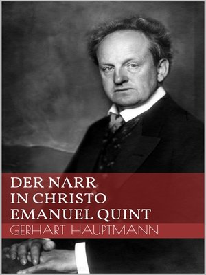 cover image of Der Narr in Christo Emanuel Quint