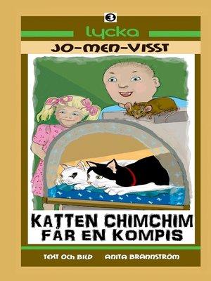 cover image of Katten ChimChim får en kompis