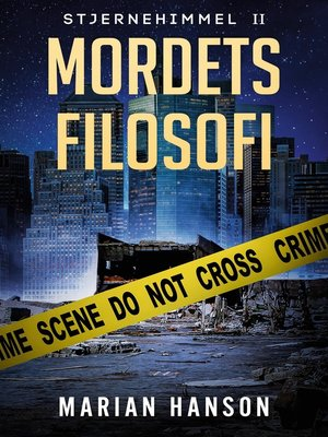 cover image of Mordets Filosofi