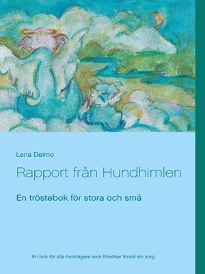 cover image of Rapport från Hundhimlen