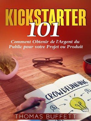 cover image of Kickstarter 101