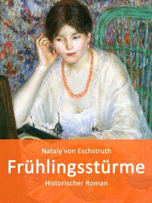 cover image of Frühlingsstürme