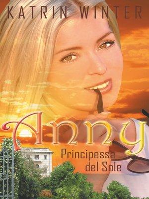 cover image of Principessa del Sole
