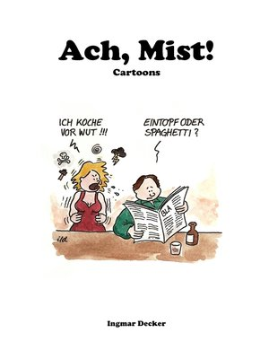 cover image of Ach, Mist!