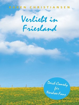 cover image of Verliebt in Friesland