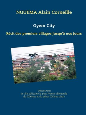 cover image of Oyem City